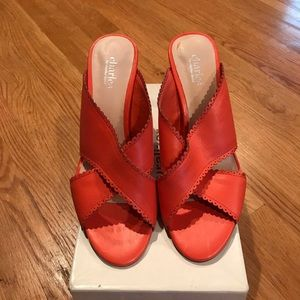 Shoes - Coral Mules